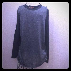 Tory Burch Sparkle Sweater